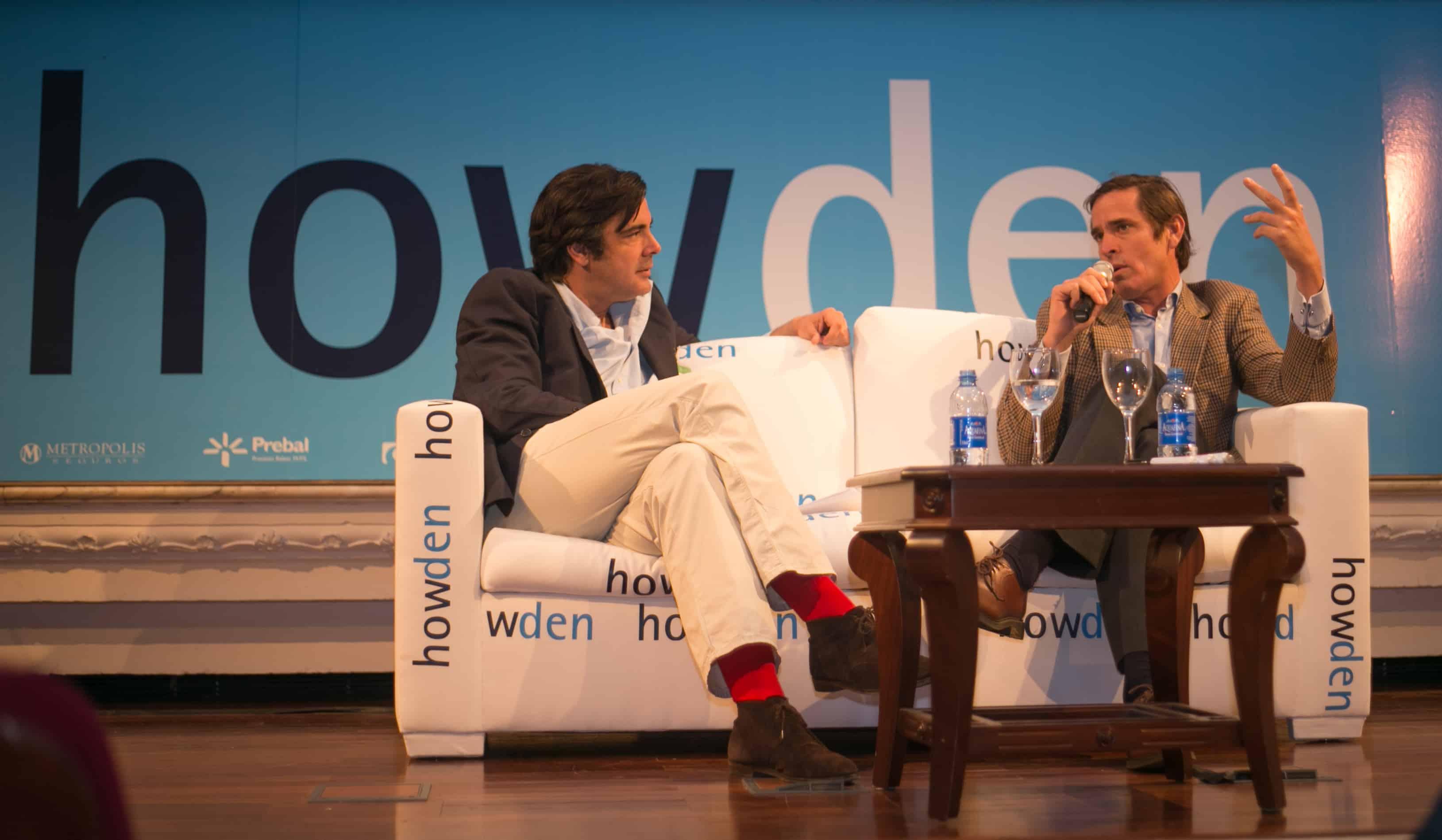 José Manuel González, CEO de Howden Iberia, entrevista al Torero Eduardo Dávila Miura