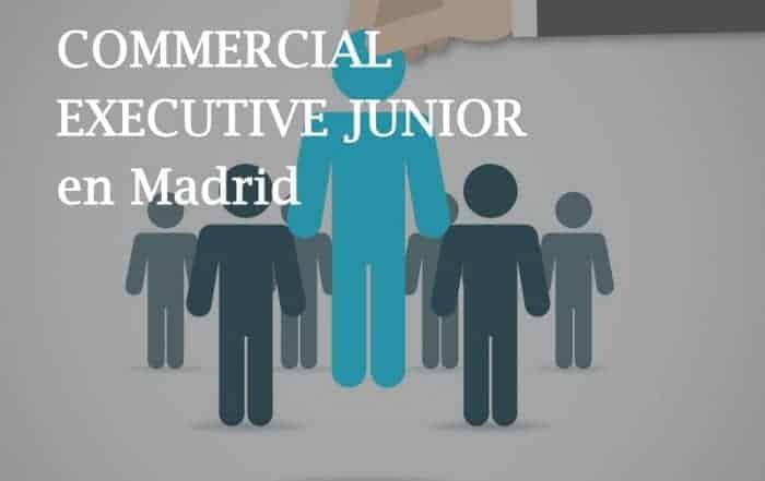 Ejecutivas/os Comercial Junior Madrid – Howden Singular