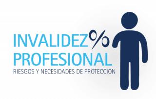 Invalidez profesional