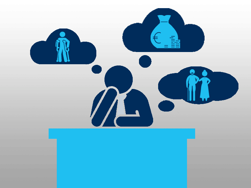 Capital para formalizar un seguro de vida