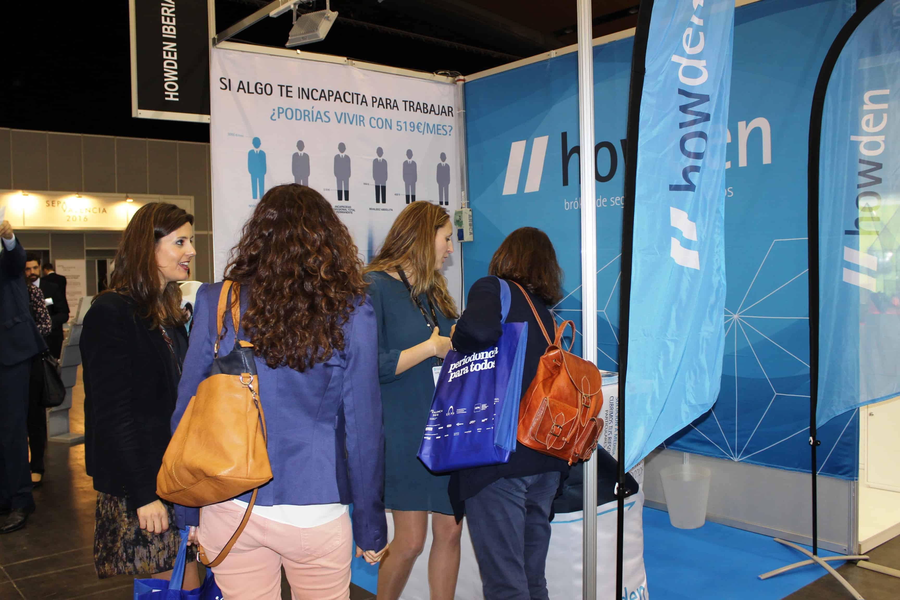 Howden Iberia asesora a los asistentes de SEPA 2016