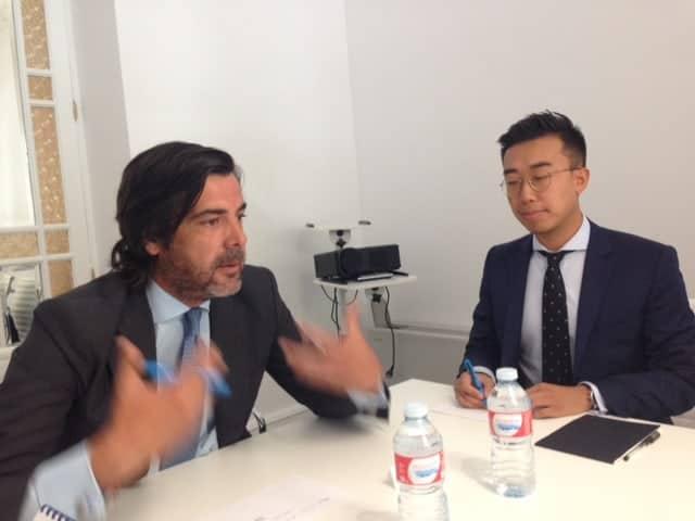Howden Iberia empresas chinas