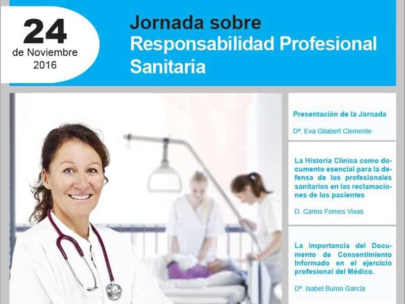 Jornadas de Responsabilidad Profesional Sanitaria