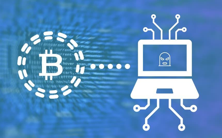 ransomware és bitcoin)