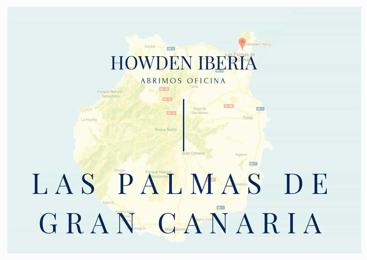 Howden iberia abre oficina en las palmas de gran canaria - Oficina de empleo las palmas ...
