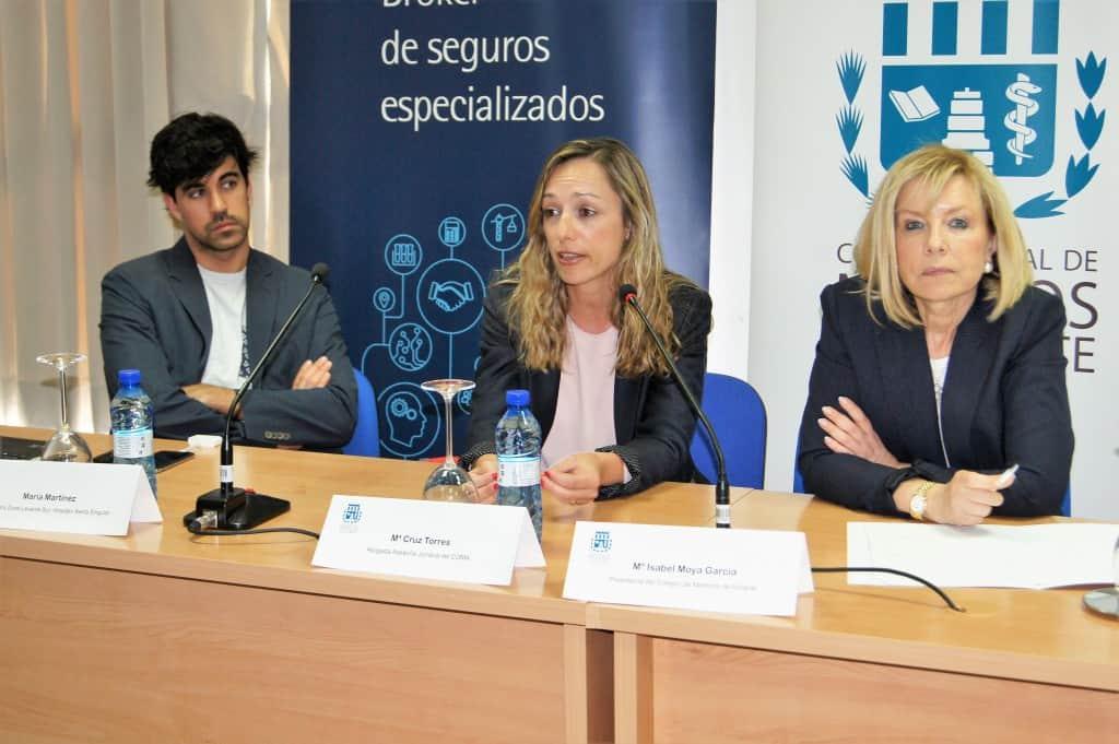 María Martínez, directora Zona Levante Sur, Howden Iberia